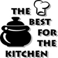 The best for the kitchen-Logo